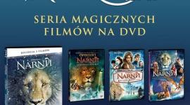 OPOWIEŚCI Z NARNII - Pełna kolekcja na DVD od 9 grudnia! Film, LIFESTYLE - Po raz pierwszy w jednym pakiecie DVD kolekcja trzech magicznych filmów, ekranizacji ponadczasowych powieści C.S. Lewisa.