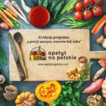 5 porcji warzyw, owoców lub soku - Start XI edycji programu
